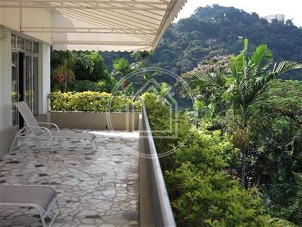 Casa à venda com 4 dormitórios em Cosme velho, Rio de janeiro cod:758562 - Foto 20