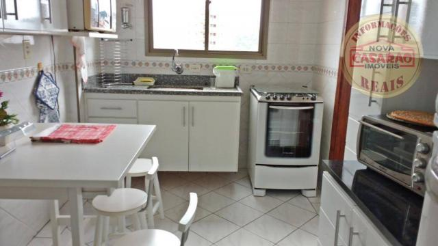 Apartamento com 1 dormitório à venda, 61 m² por R$ 225.000 - Boqueirão - Praia Grande/SP - Foto 9