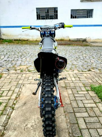 Honda Crf 230 preparada - 2013