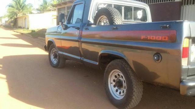 Linda Ford F-1000 2.0 4x2 Diesel Manual 1985/1985 - Foto 4