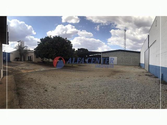 Prédio para alugar, 4849 m² por r$ 40.000/mês - capuava - goiânia/go - Foto 12