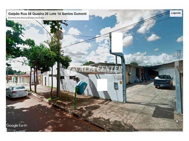Prédio à venda, 600 m² por R$ 590.000,00 - Setor Santos Dumont - Goiânia/GO