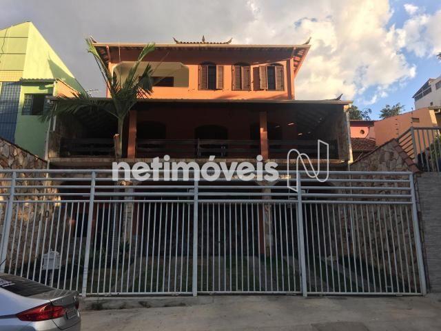 Casa à venda com 5 dormitórios em Álvaro camargos, Belo horizonte cod:765414
