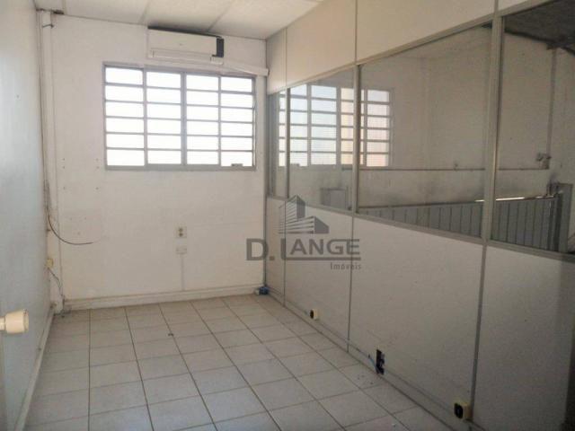 Barracão para alugar, 265 m² por r$ 4.200,00/mês - loteamento parque são martinho - campin - Foto 6