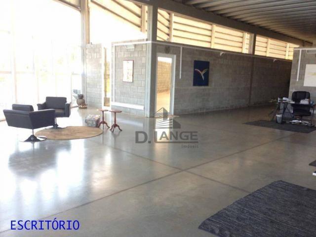 Galpão à venda, 1800 m² por r$ 6.000.000,00 - dos ivo - jarinu/sp - Foto 8