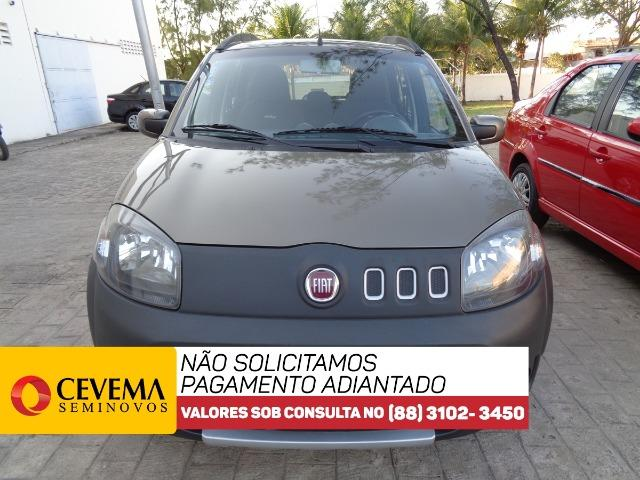 Fiat Uno Way 1.4 Flex - Foto 2