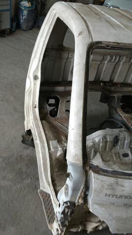 Lateral e cx roda parcial de HR Hyundai