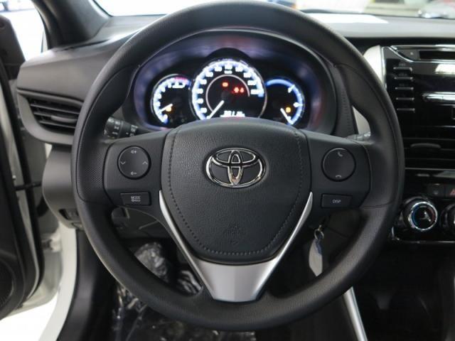 TOYOTA  YARIS 1.3 16V FLEX XL MANUAL 2019 - Foto 7