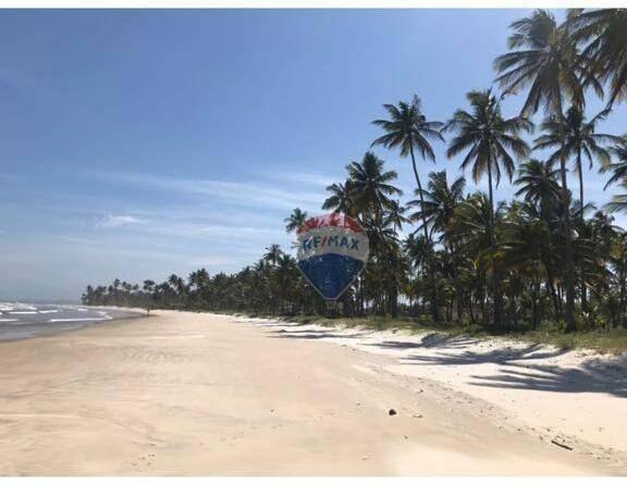 Terreno à venda, 117242 m² por r$ 3.100.000 - aritaguá - itacaré/ba