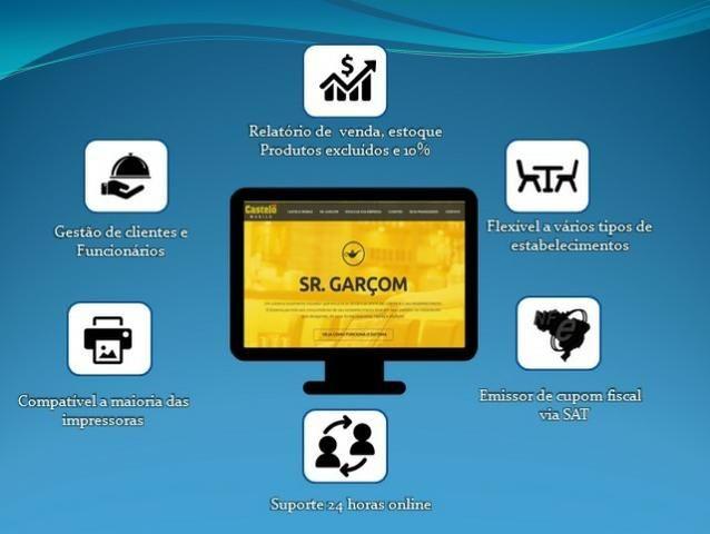 Celular Comanda Mobile Para Celulares E Tablets