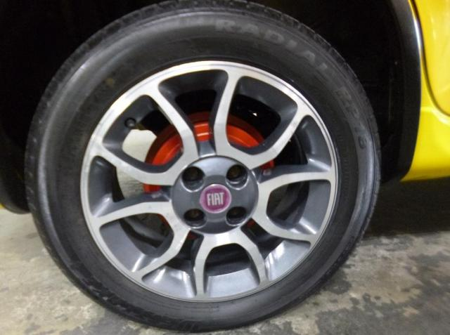 Fiat uno sporting evo 1.4 8v 4p flex 2012/2013 amarelo - Foto 7