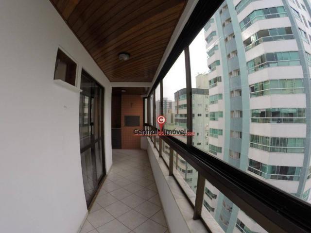 Apartamento com 3 dormitórios para alugar, 128 m² por r$ 450/dia - centro - balneário camb - Foto 14