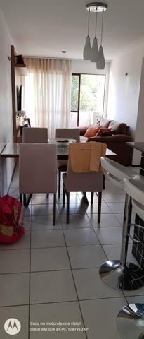 Apartamento no centro de Messejana, _ quartos móveis projetados - Foto 5
