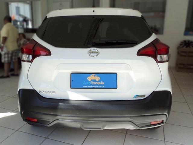 Nissan Kicks 1.6 Flex S 4P Xtronic Branco - Foto 5
