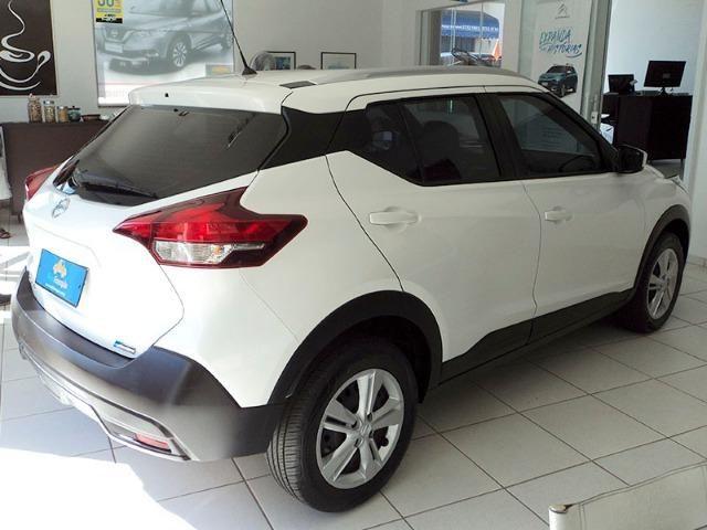 Nissan Kicks 1.6 Flex S 4P Xtronic Branco - Foto 4