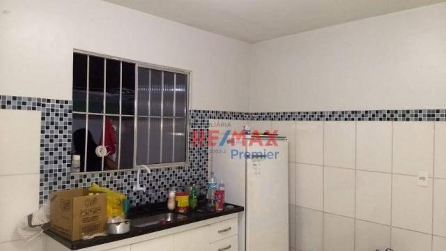 Casa com 2 dormitórios à venda por r$ 240.000,00 - hernani sá - ilhéus/ba - Foto 8