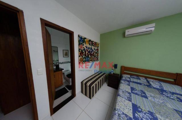 Casa com 3 dormitórios à venda, 250 m² por r$ 1.200.000 - condomínio verdes mares - ilhéus - Foto 16