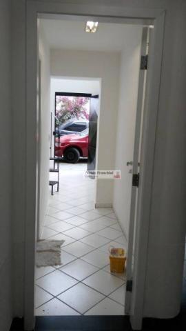 Casa verde - zn/sp andar corporativo com 16 salas, 4 banheiros, 3 vagas privativas - Foto 9