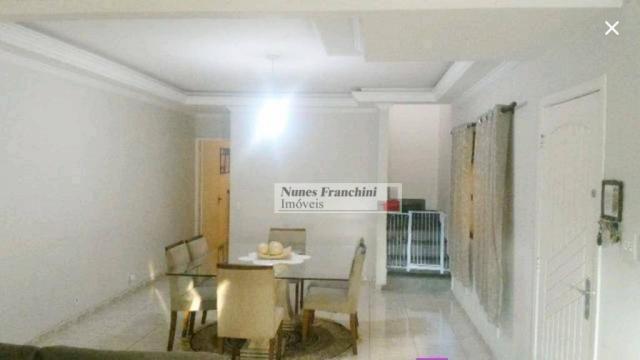 Imirim-zn/sp- sobrado 3 dormitórios,1suíte,2 vagas- r$ 580.000,00 - aceita permuta! - Foto 7