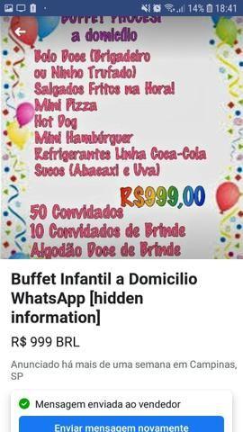 Strange Buffet A Domicilio 50 Convidados 10 De Brindes Servicos Home Interior And Landscaping Mentranervesignezvosmurscom