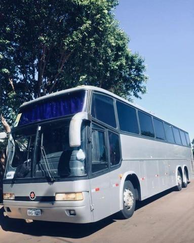 Ônibus Marcopolo GV1150 Paradiso Mb O400 - Foto 3