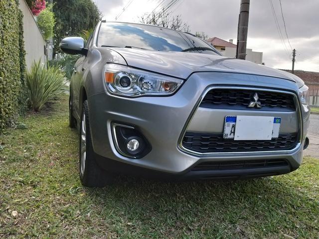 ASX 4WD 2014 Cinza Sem Igual