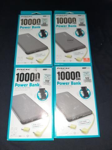 Carregador portátil Power bank 10000mAh - Foto 3