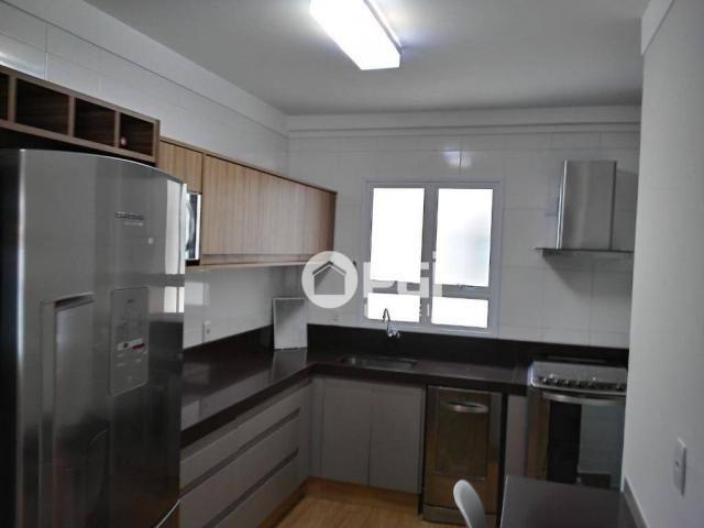 Apartamento com 3 dormitórios para alugar, 97 m² por R$ 2.500/mês - Jardim Nova Aliança Su - Foto 7