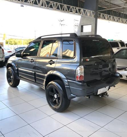 Chevrolet Tracker 4x4 2.0, Ano: 2009, Completíssima TOP!!! (+ Acessórios!!!) - Foto 8