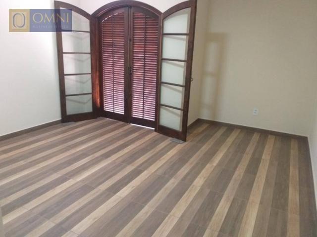 Sobrado com 4 dormitórios à venda, 208 m² por R$ 615.000,00 - Vila Valparaíso - Santo Andr - Foto 13