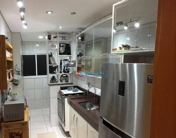 Apartamento à venda, 58 m² por r$ 281.000,00 - jardim marajoara - nova odessa/sp - Foto 15