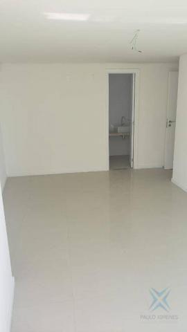 Cobertura com 3 dormitórios à venda, 130 m² por r$ 1.725.000,00 - meireles - fortaleza/ce - Foto 10