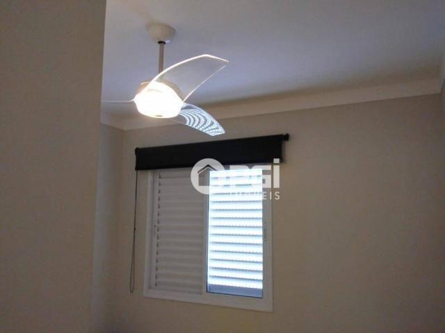 Apartamento com 3 dormitórios para alugar, 97 m² por R$ 2.500/mês - Jardim Nova Aliança Su - Foto 14