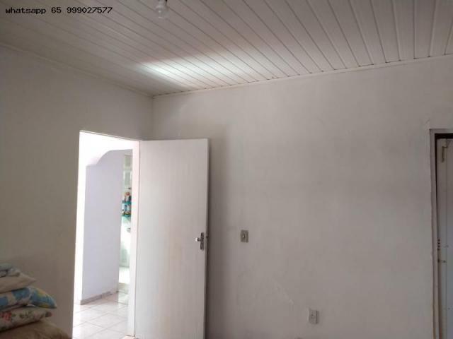 Casa Usada para Venda em Várzea Grande, 07 de maio, 2 dormitórios, 1 banheiro, 1 vaga - Foto 8