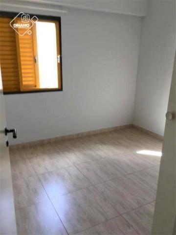 Apartamento com 2 dormitórios para alugar, 80 m² por R$ 1.100,00/mês - Centro - Ribeirão P - Foto 6