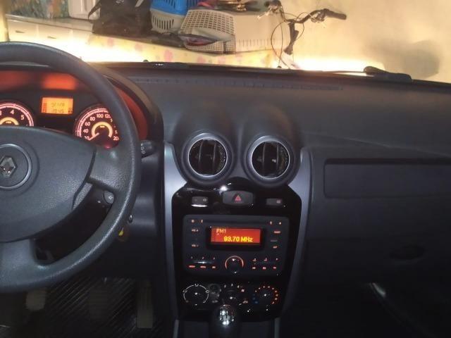 Renault/Sandero Expression Hi-Flex 1.0 16V Completo - Foto 8