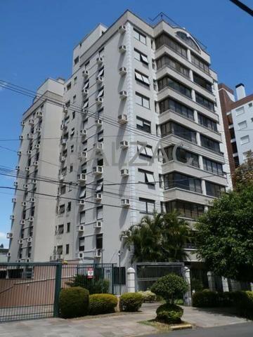 Petrópolis, linda vista, escritório, 2 vagas, mobiliado, 3 d, suíte