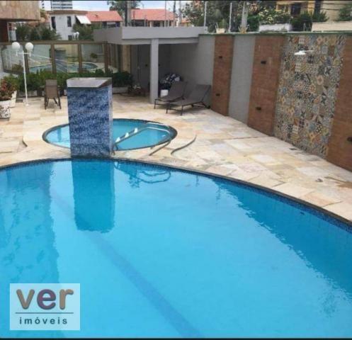 Apartamento à venda, 153 m² por R$ 680.000,00 - Engenheiro Luciano Cavalcante - Fortaleza/ - Foto 2