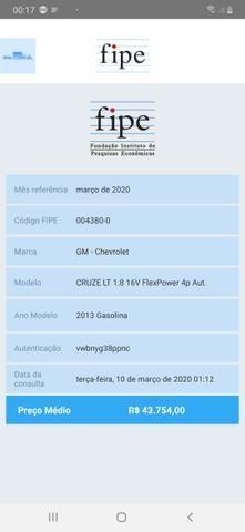 Chevrolet Cruze LT 2013 *VALOR ABAIXO DA FIPE - Foto 14