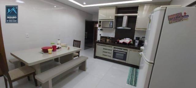 Casa ESCRITURADA, 330 m² por R$ 1.200.000 - Cidade Do Entorno - Águas Lindas de Goiás/GO - Foto 15