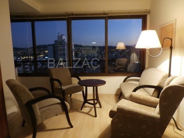 Petrópolis, linda vista, escritório, 2 vagas, mobiliado, 3 d, suíte - Foto 5