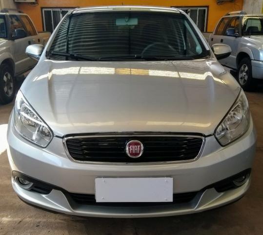 Fiat/Gran Siena attractive 1.4 flex 17/17 completo - Foto 5