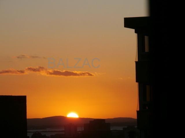 Petrópolis, linda vista, escritório, 2 vagas, mobiliado, 3 d, suíte - Foto 2