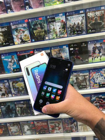 Xiaomi note 8 azul seminovo 64gb!! - Foto 3