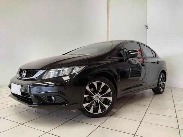 Honda Civic 2.0 LXR 16V FLEX