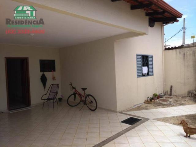 Casa com 3 dormitórios à venda, 98 m² por R$ 260.000 - Alvorada - Anápolis/GO