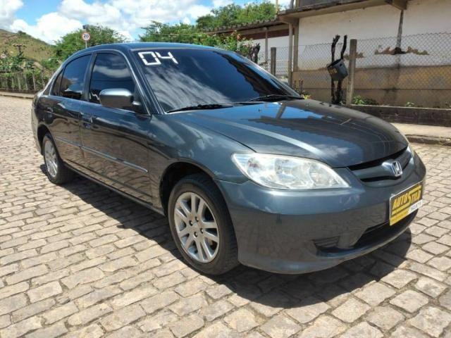 CIVIC 2004/2004 1.7 LXL 16V GASOLINA 4P AUTOMÁTICO - Foto 2