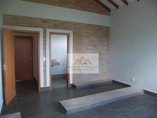 Sobrado residencial à venda, Condomínio San Marco I- Ilha Adriamar, Bonfim Paulista - SO00 - Foto 10