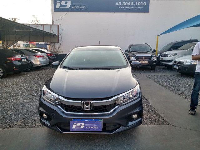 Honda city lx 1.5 aut 2018 pra vende rapido - Foto 3