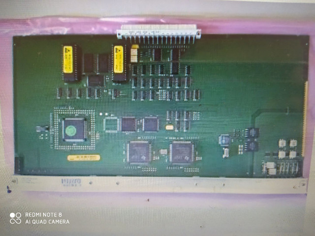 Placa Ericsson astra mitel bp 250 btud/cas r2